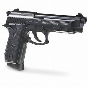 Gsg U00ae 92 Co2  177 Cal  Bb Air Pistol  Black