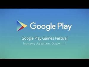 Google Play Games Festival #1 - YouTube