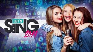 Let U0026 39 S Sing 2019 For Nintendo Switch