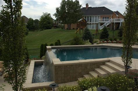 baker pool construction  st louis builder