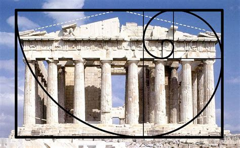 architecture golden ratio art and maths connected throughout history mathsbyagirl