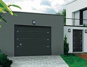 Luxe porte de garage avec porte contemporaine interieur 55 for Porte de garage coulissante avec porte contemporaine