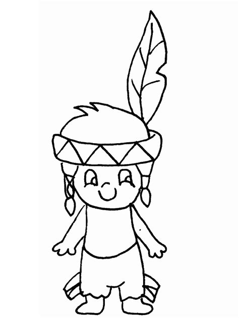 native american coloring pages  children coloring home