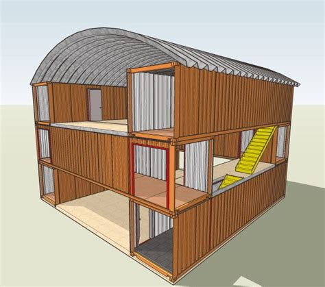 harmonious shed house designs 25 best ideas about container buildings on