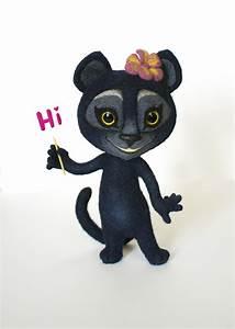 Viber pantera – custom toy | Skazkodrom