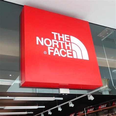 Northface Store Meadowhall Sheffield The Great