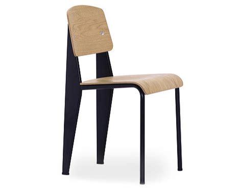bureau jean prouvé chaise standard mobilier intérieurs