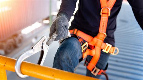 good  bad fall protection anchor points united rentals