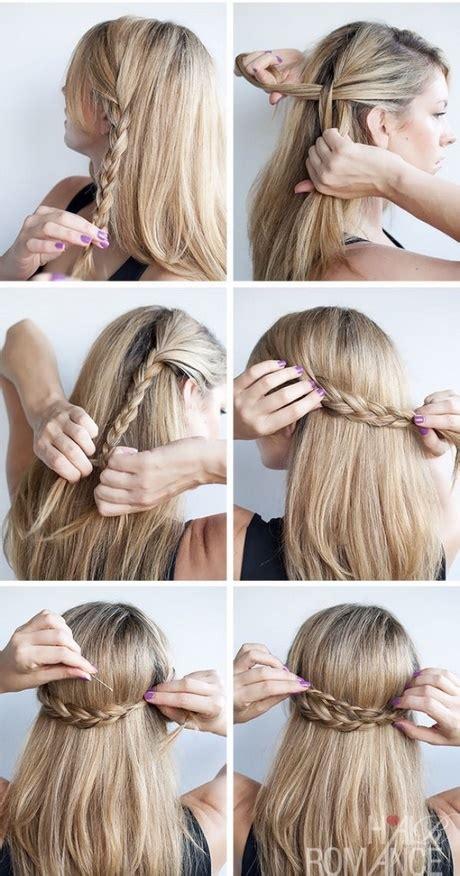 cute easy hairstyles for medium length hair styling ideas for medium length hair