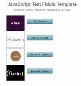 jsfiddlejavascript web With javascript quiz template