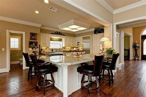 kitchen islands oak 29 gorgeous kitchen peninsula ideas pictures designing