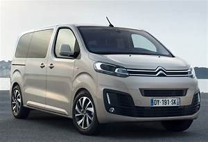 Citroën Space Tourer / Jumpy III (2016) [Topic Officiel] Page : 2 Jumpy / SpaceTourer