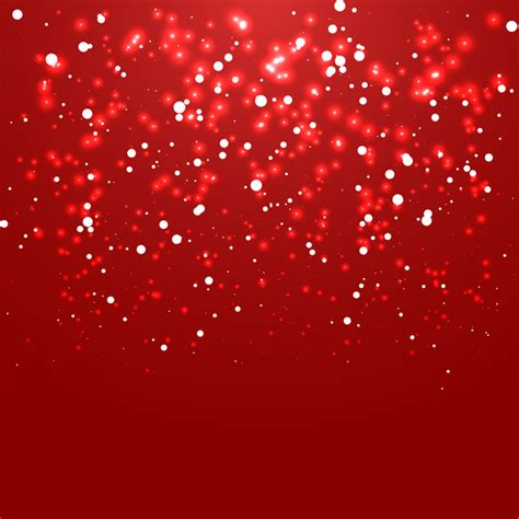 red glitter christmas background vector download