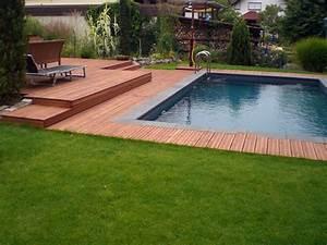 Pool Mit Holzterrasse : gartenbau landschaftsbau lied in landau godramstein ~ Sanjose-hotels-ca.com Haus und Dekorationen