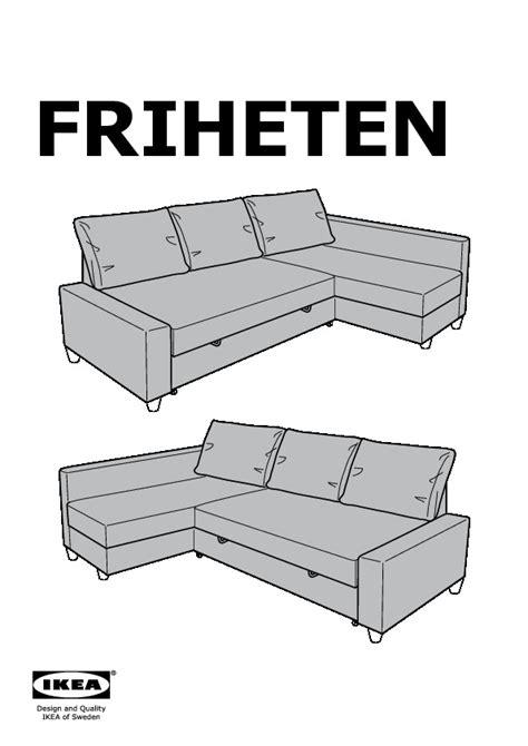 friheten corner sofa bed package dimensions sofa