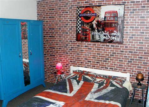 decoration chambre theme londres chambre de loic thème notre maison en auvergne