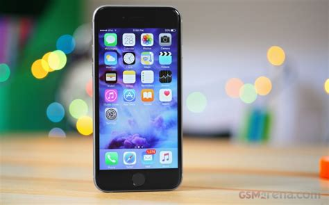 iphone 6s reviews apple iphone 6s review gsmarena tests