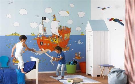 papier peint chambre garcon papier peint enfant quels motifs et couleurs choisir