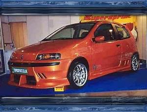 Fiat Punto Mk2 Body Kit