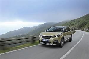 Peugeot 5008 Essence : essai peugeot 5008 puretech 130 notre avis sur le 5008 essence photo 11 l 39 argus ~ Gottalentnigeria.com Avis de Voitures