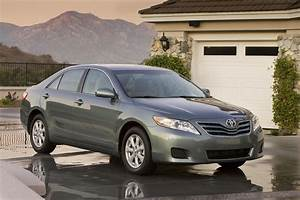 2010 Toyota Camry Pricing Announced News