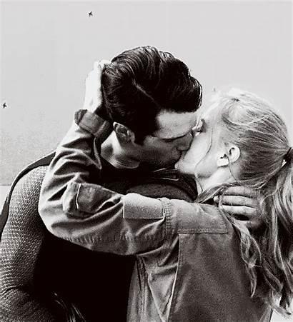 Kiss Henry Steel Amy Superman Lois Lane