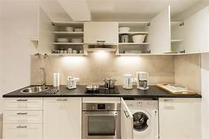 Waschmaschine In Küche : waschmaschine in k che integrieren inspirierendes design f r wohnm bel ~ Watch28wear.com Haus und Dekorationen