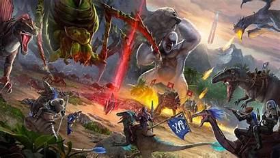 Ark Evolved Survival Recensione Everyeye Dalla Versione