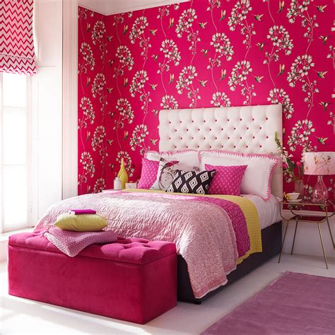 Pink Bedroom by Pink Bedroom Ideas That Can Be Pretty And Peaceful Or