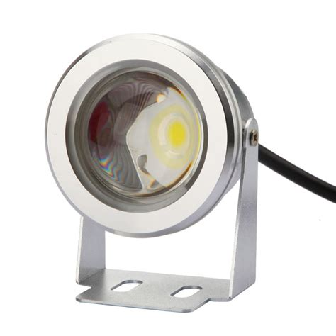 10w white 800 900lm waterproof outdoor led flood light