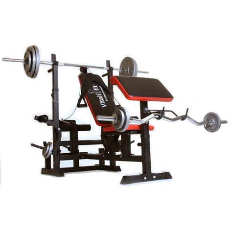 Le Banc De Musculation Complet Elliptiforme