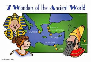 Seven Wonders of the World Project