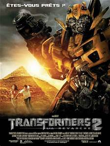 Transformers 2 French Poster