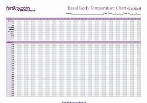 Basal Body Temperature Chart 3