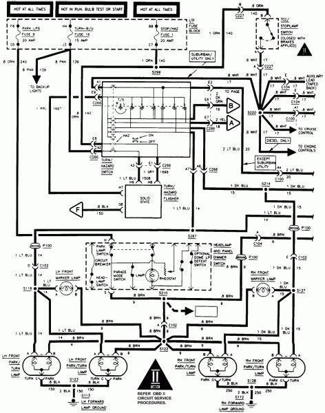 Chevy Silverado Brake Line Diagram