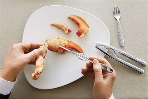 doriana massimiliano fuksas cast colombina fish cutlery