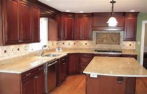 cheap granite countertops njkitchen granite countertops With kitchen colors with white cabinets with nj inspection sticker