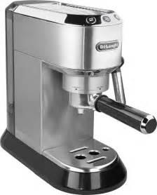 design kaffeemaschinen de longhi espressomaschine traditioneller siebträger ec 680 m argento kaufen otto