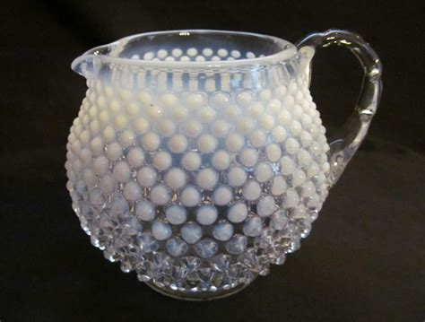 hobnail definition related  antique glass