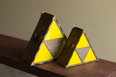 mario question block hanging l triforce l mini hyrule logo