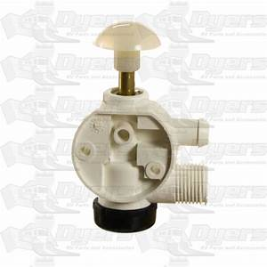 Dometic Sealand Toilet Water Valve Assembly