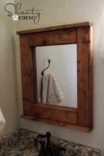 mirror ideas for bathroom diy bathroom mirror frame ideas home planning ideas 2017