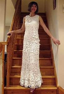 1000 images about hand knitted clothes on pinterest With knit wedding dress