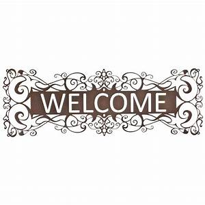 LaZart® Welcome Wall Art - 208050, Wall Art at Sportsman's