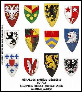 Shield Design Heraldry | www.pixshark.com - Images ...
