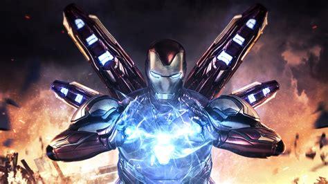 avengers endgame iron man   wallpaper