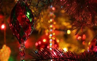 Christmas Tree Ornament Holiday Hanging Glass Season