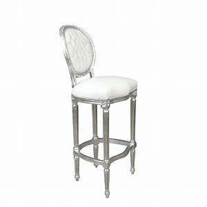 Meuble Baroque Pas Cher : chaise baroque blanche maison design ~ Farleysfitness.com Idées de Décoration