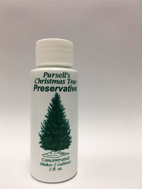 berst christmas tree preservative the tree stands