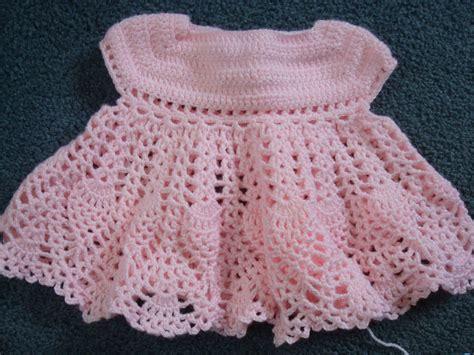 crochet baby dress adrialys handmade creations update crochet baby dress